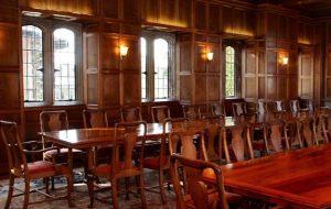 Alington Room University College Oxford
