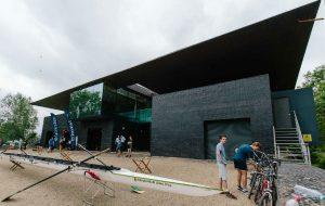 Boathouse University College Oxford