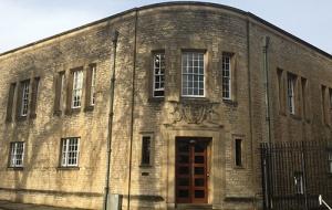 College Buildings 10 Merton Street