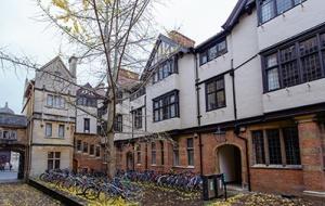 College Buildings Durham Buildings