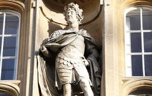 Statue James II