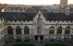 College Buildings Main Quad