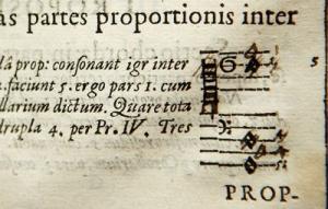 Kepler's Harmonices Mundi