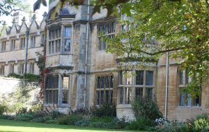 Masters Lodgings University College Oxford