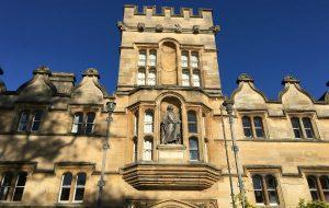 Radcliffe Quad University College Oxford