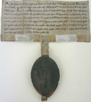 Univs oldest document