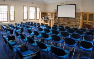 Conference Hire of 10 Merton Street lecture theatre at Univ