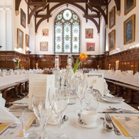 Dining University College Oxford