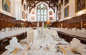 Dining in the Hall at Univ