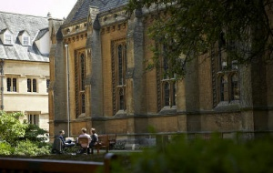 Library University College Oxford