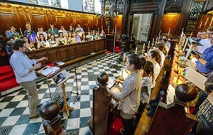University College Oxford Music