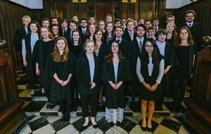 University College Oxford Music Choir