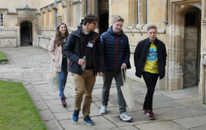 University College Oxford Outreach Year 12 Study Days