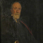 Portrait Horace Waddington Univ Oxford