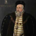 Portrait Robert Dudley Univ Oxford