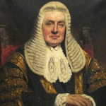 Portrait Sir John Eldon Banks Univ Oxford