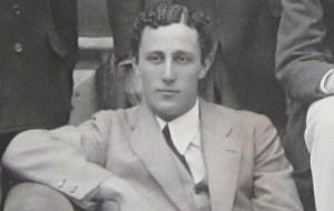 Univ Summer VIIIs 1914 Tinne