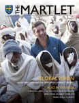 Martlet Cover Summer 2014