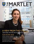Martlet Cover Summer 2015