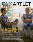 Martlet Cover Summer 2016