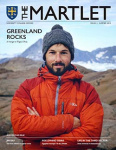 Martlet Cover Summer 2018