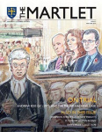 Martlet Cover Winter 2014