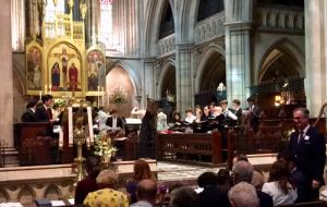 Univ Choir Paris Tour