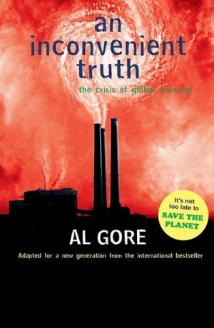 Button link to book review of An Inconvenient Truth