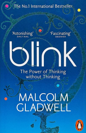 Button link to book review of Blink