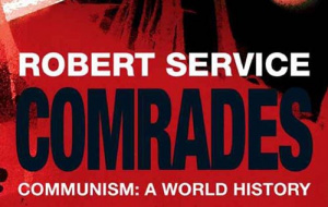 Button link to website Dan Reviews Comrades! A History of World Communism