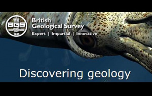 Button link to website Discovering Geology