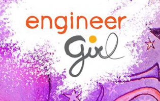 Button link to website Engineer Girl