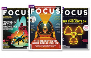 Oliver Reviews BBC Focus Magazine