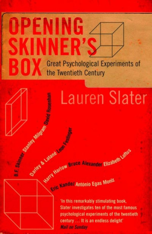 Button link to book review of Opening Skinner's Box