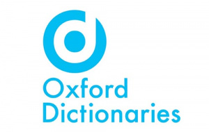 Button link to website Oxford Dictionaries Blog