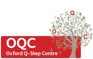 Button link to website Oxford Q-Step Centre