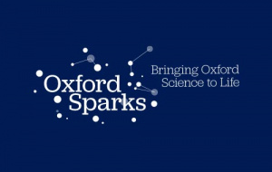 Button link to website Oxford Sparks