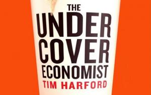 Button link to website Paul Reviews The Undercover Economist