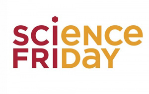 Button link to website Science Friday