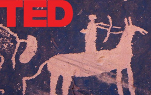 Button link to website TED Series on Anthropology