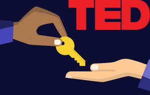 Button link to website TED Series on Economics