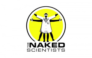 Button link to website The Naked Scientists