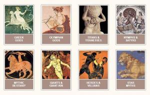 Theoi Greek Mythology