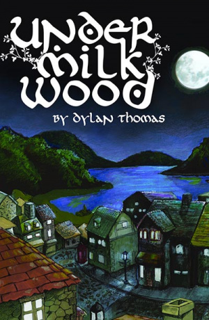 Button link to book review of Under Milk Wood