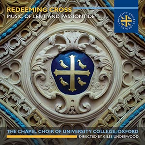 Univ's Redeeming Cross CD cover