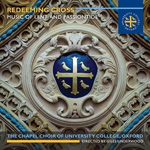 Univ Redeeming Cross CD