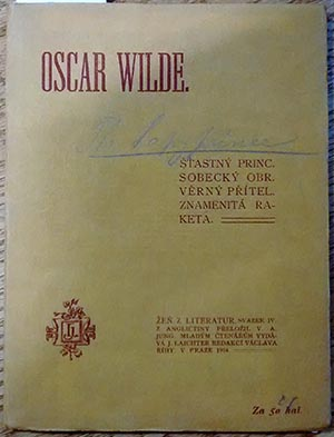 Wilde abroad