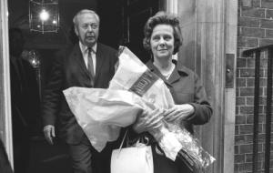 Lady Wilson celebrated