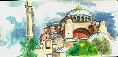 Univ Diana Avadanii Travel Report