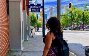 Univ Georgia Allen Travel Report